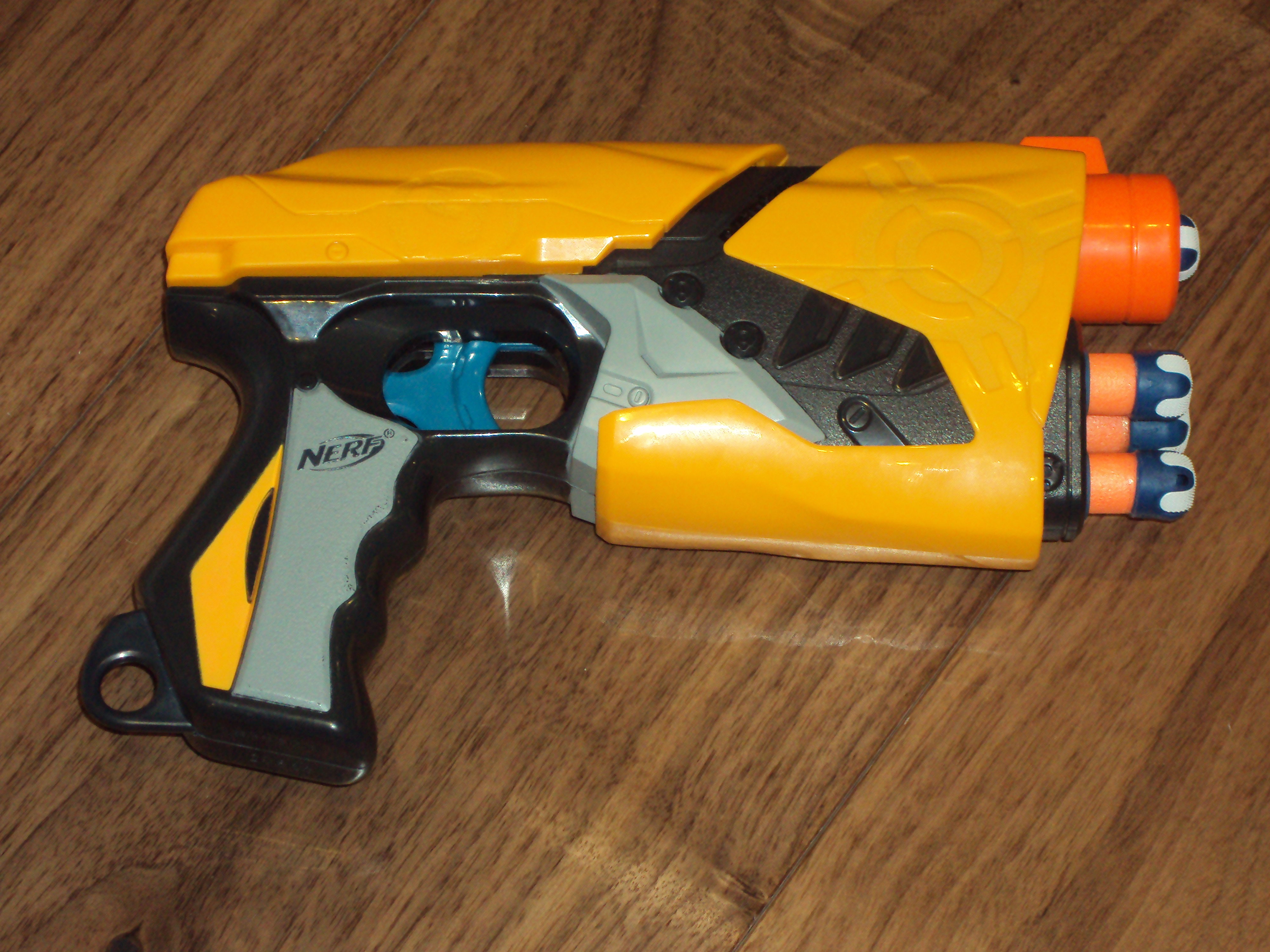 Nerf Barrel Break shotgun